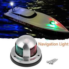 Boat, led, 304stainle, navigationsignallight