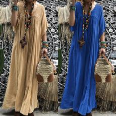 Women, damenkleid, Hollow-out, women_maxi_dress