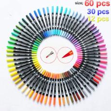 dualtipmarkerpen, art, coloredbrushmarker, Bullet