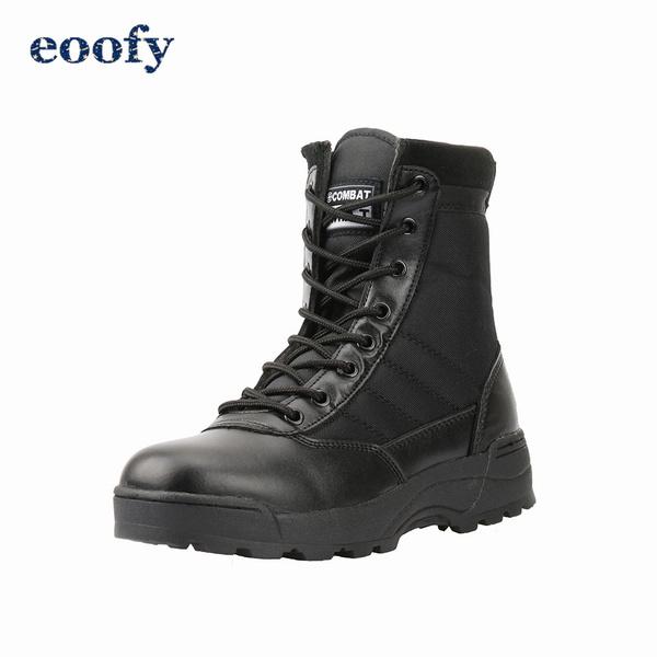 Combat Boots Men Shoes Desert Female