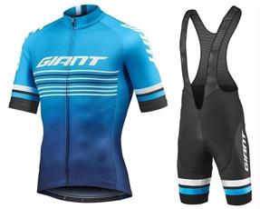 Fashion, giantcyclingshortsmen, short sleeves, Mountain Bike