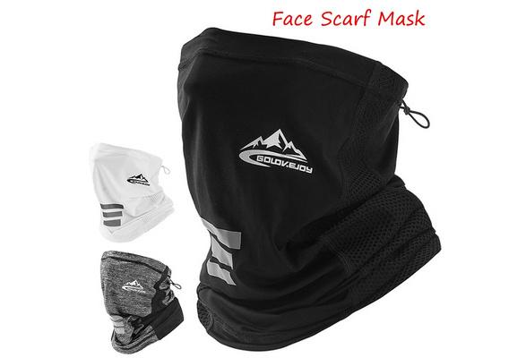Sportmaske Iced Earth Face Shield Winddichte Sportmaske Multifunktionsbandana Kopfbedeckung Tube Mask Outdoor Sturmhaube
