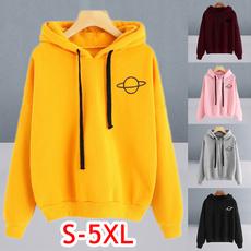 Heart, Casual Hoodie, pullover hoodie, Long Sleeve
