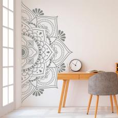 PVC wall stickers, wallstickersampmural, Decor, Yoga