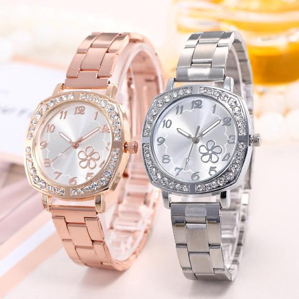 Fashion Watches Women, Fashion, Dress, Stainless Steel Watches