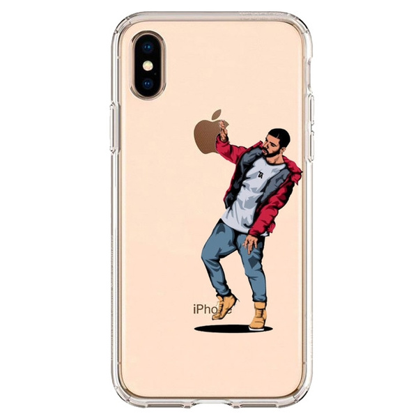 Hot Rap Singer Drake Hotline Bling 6 God Soft Silicone TPU Phone Cases Cover for iPhone 6 6S 7 8 Plus 5S SE X XR XS MAX Coque Fundas | Wish