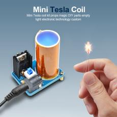 Mini, Transformer, Magic, teslacoil