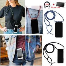 Samsung phone case, Rope, Necks, silicone case