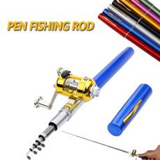 Mini, fish, fishingrod, outdoorfishing