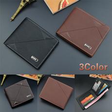 leather wallet, shortwallet, Shorts, Mens Accessories