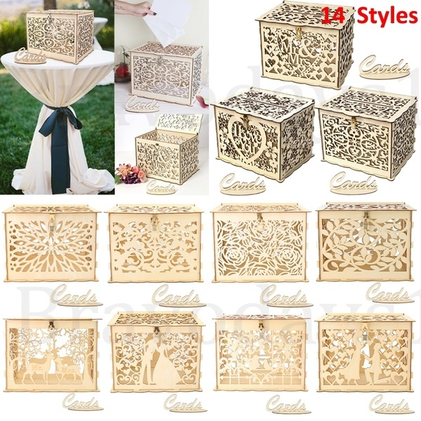 case, Box, wedding decoration, Gifts