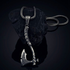 Steel, Men, axejewelry, Jewelry