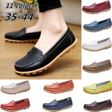 Flats, leather, Doug Shoes, Indoor