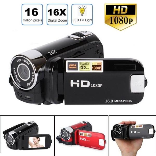 digitalvideorecorder, Digital Cameras, 1080phd, LCD Screen