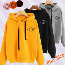 cute, Fashion, pullover hoodie, Long Sleeve