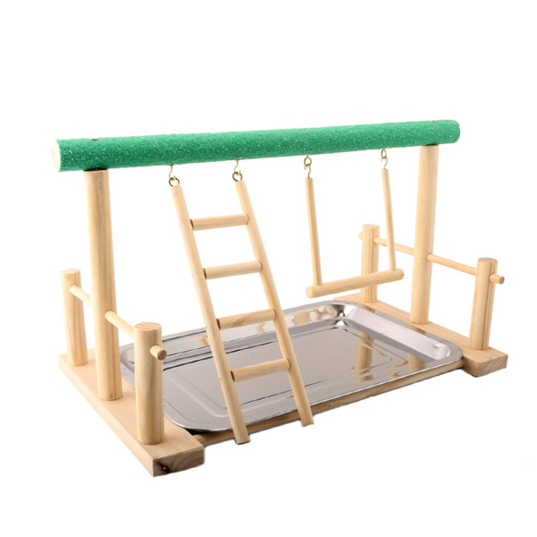 standing, Toy, Parrot, petplaystand