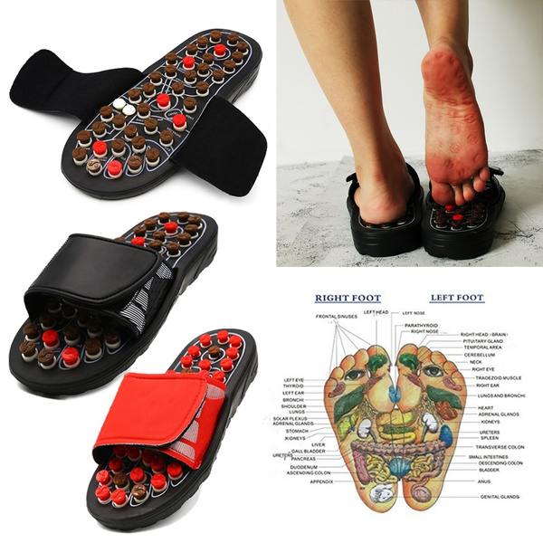 Flats, Fashion, acupointmassage, Fashion Slippers