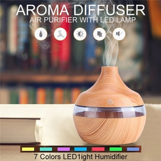 Fashion, essentialoildiffuser, aromahumidifier, Home & Living