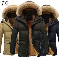 padded, men coat, cottonjacket, Winter