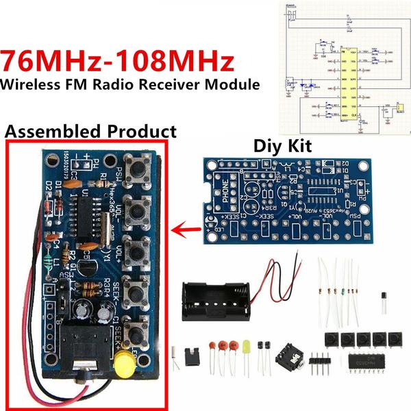 wirelessstereo, Ipod, Audio Player Accessories, wirelesschargingreceivermodule