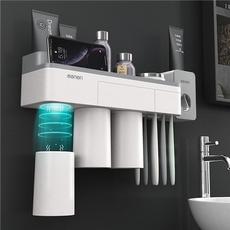 Bathroom, toothpastesqueezer, Family, Cup