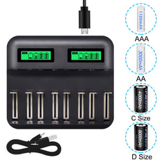 Battery Charger, rechargeablebatterycharger, dbatterycharger, Cargador