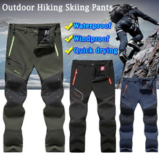 Hiking, Outdoor, men trousers, Casual pants