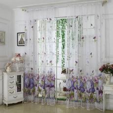 Home & Kitchen, Flowers, Door, tulle