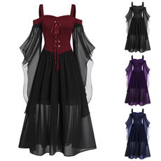 dressforwomen, Goth, Fashion, Cosplay