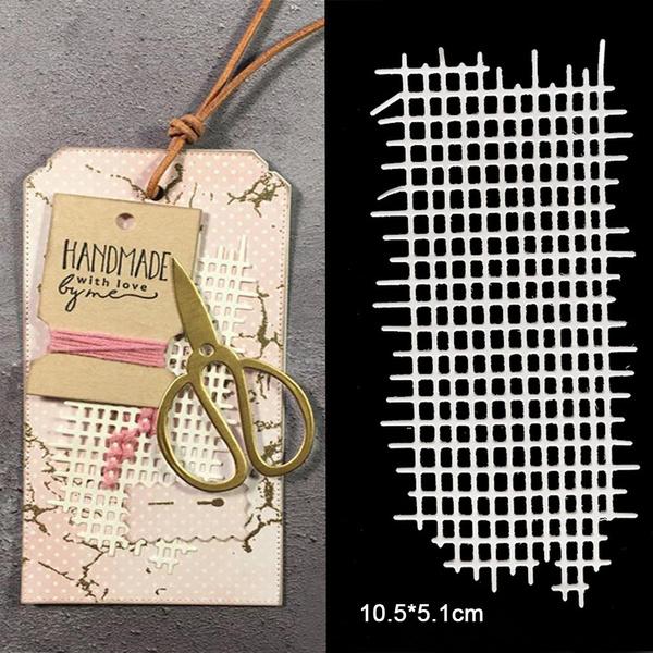 stencil, Scrapbooking, papercutting, papercard