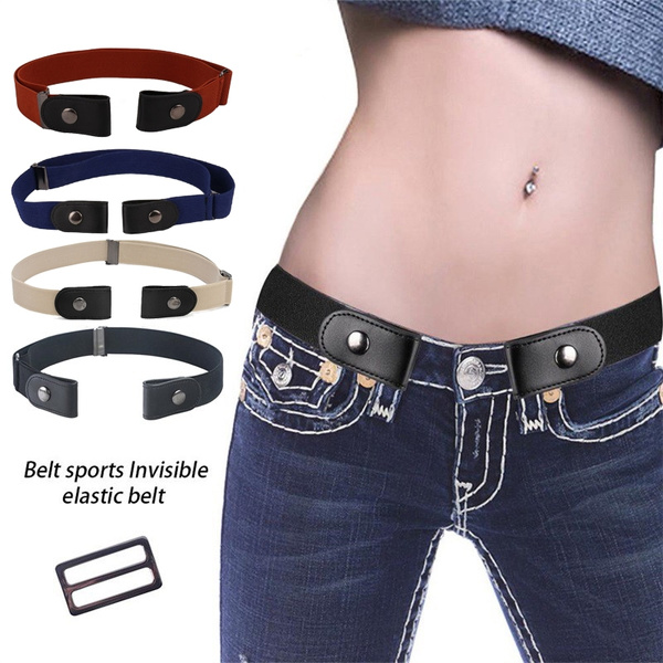 metalbucklebelt, Fashion Accessory, bucklefreebelt, elastic belt