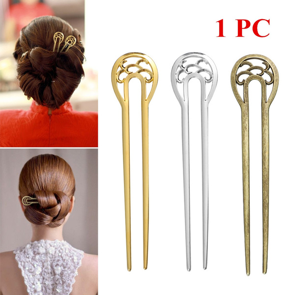 Flowers, Hairstyling, Tool, Metal