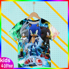 kids, sonic, Shorts, tshirtforchildren