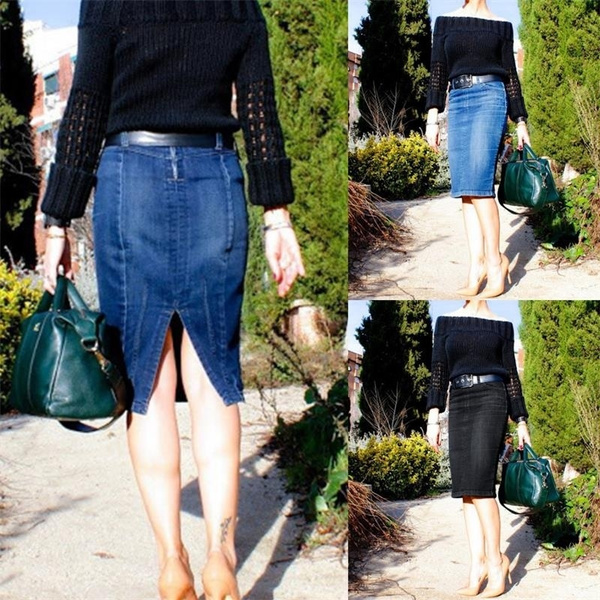 Summer, pencil skirt, pencil, slimfitskirt