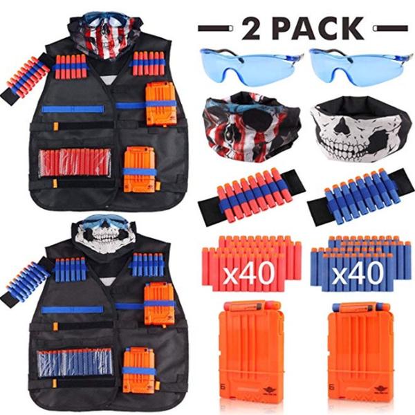 Vest, Fashion, nerfdart, tacticalvest