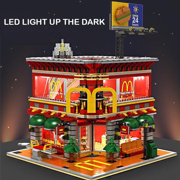 Mini, Toy, led, Restaurant