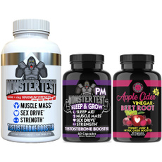 testosteronebooster, sleepaid, strength, Apple