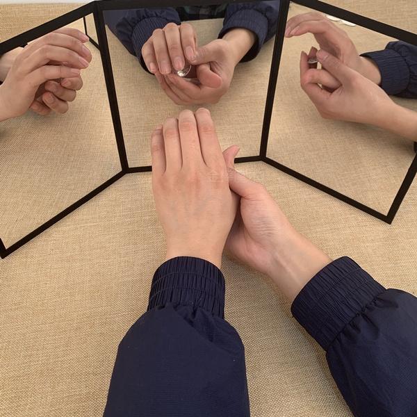 3foldmirror, magicmirror, Magic, magicillusion