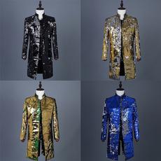 sequinjacket, reversiblesequinjacket, showmancostume, Blazer