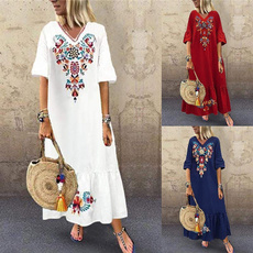 dressesforwomen, Evening Dress, Dress, V Neckdress