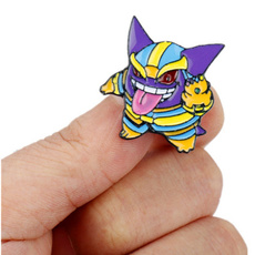 Funny, brooches, Cosplay, Pins