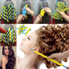 haircurlersnoheat, hairhook, Fashion, Magic