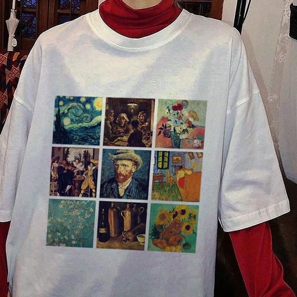 street style, Cotton Shirt, Shirt, printed