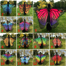 butterfly, Cosplay, chiffon, partyprop