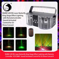 rgbw, butterfly, Laser, laserlight