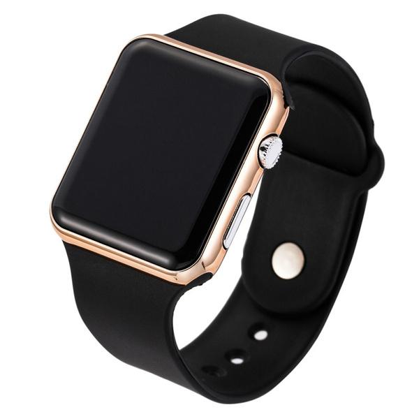 LED Watch, led, Gifts, Clock