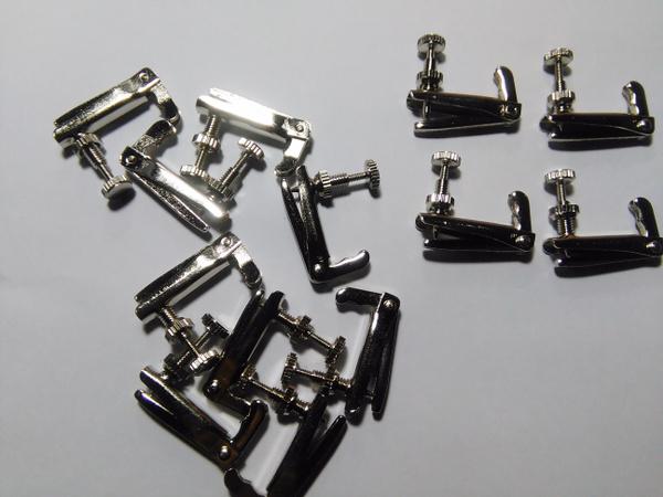 Jewelry, violinfinetuner4, violinstringadjusters4, Metal