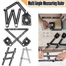 anglemeasuring, angleruler, ruler, Tool
