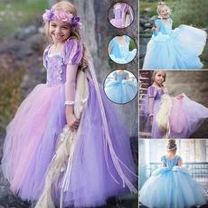 cute, girls dress, Cinderella, Cosplay