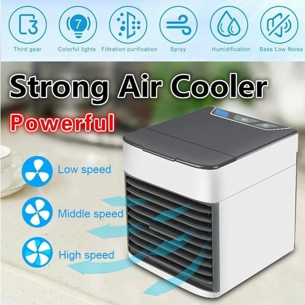 Mini, aircooler, portableaircooler, Office